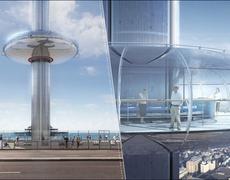 Británicos estrenan la torre más alta del mundo