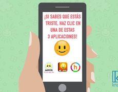 3 apps para ser feliz
