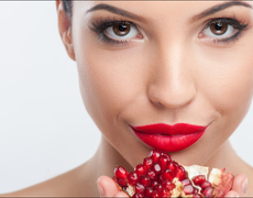 DIY Kissable Berry Lip Stain
