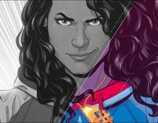 Newest Marvel Super-heroine Transcends Genders and Races