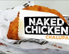 Naked Chicken Chalupa: A Blow To Your Gut
