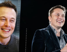 Elon Musk, the man who wants to change the world
