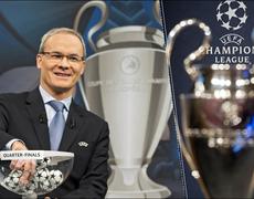 Champions League Quarter Finals Identified