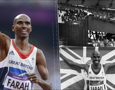 Mo Farrah: From Refugee to Best UK Athlete