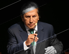 Peruvian President Makes Statement Regarding Corruption