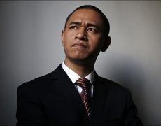 Obama's Chinese Impersonator