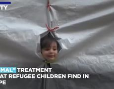 The Treatment of Refugee Children in Europe