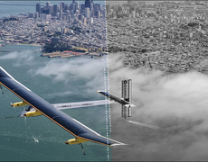 Solar Impulse Returns After Touring the World!