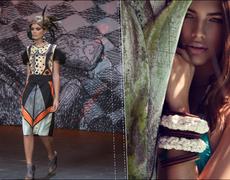 Transexual Model Shines at Sao Poalo Fashion Week