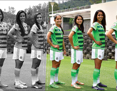 Mexico's First Womens Soccer League