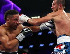 Boxing Takes a Blow, But It's Still Not Done