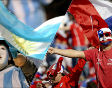 Chile & Argentina Feud