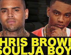 Soulja Boy VS Chris Brown
