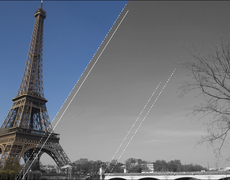 France Protecting the Eiffel Tower