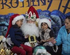 The Children of Immigrants' Christmas Wish