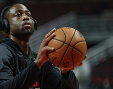 How DWade's Chef Keeps Him Game Ready