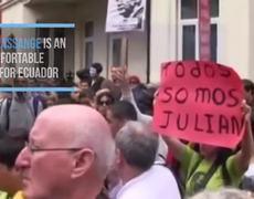 Ecuador is uncomfortable housing WikiLeaks founder Julian Assange