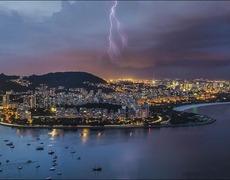 Brazil, The Lightning Capital of the World