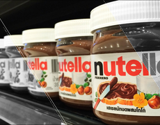 Admit it! Nutella is your guilty pleasure.