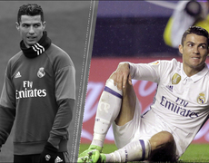 Cristiano Ronaldo Shines on the Field & in Fashion