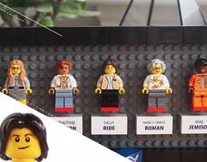 The Women of NASA Lego Set!