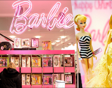 Barbie Turns 58