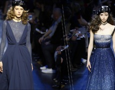 Navy Blue is the New Dior Black