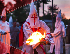 The KKK Return to Their Wanderings