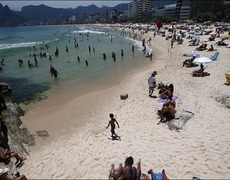 Tourism Rises in Brazil