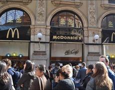 McDonalds + Nutella = People Going Crazy!