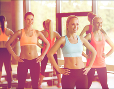 Burn And Tone With One Aerobic Move