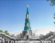 India is Building the Worlds Tallest Temple