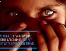 The NatGeo Afghani Poster Girl