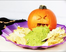 The Pumpkin Platter To Shock Your Guests