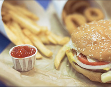 Fast Food Packaging Dangers?