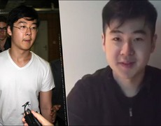 Kim Han-So Circulates the Internet in Mysterious Video