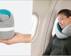 The World's Best Travel Pillow