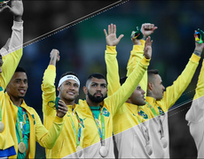 Brazilian national Soccer team after Tite