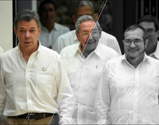 The FARC won't lay their weapons down so easy