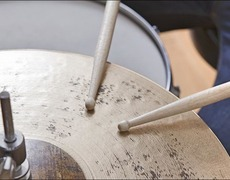 Freedrums let you drum the air