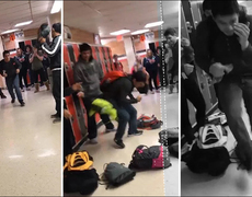 The 'Backpack Challenge' Goes Viral