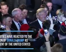 US Election Results.... Result in Explosive Reactions