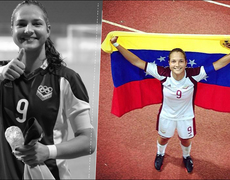 The Queen of Venezuelan Soccer!