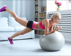 Beach Body-ball Workout