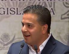 Damián Zepeda Presidente del PAN se lanza contra el PRI
