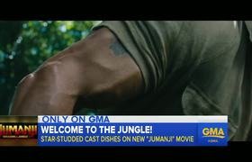 Kevin Hart says the new 'Jumanji' film is a 'continuation,' not a remake