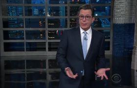 Colbert - Omarosa Got 'You're Fired!' Again