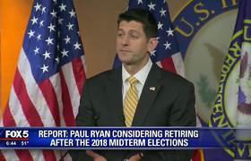 Paul Ryan rumored retirement