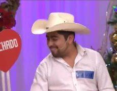 #ENAMORANDONOS: Ranchero va a un portal y casi se agarra a golpes con Brian