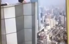 #VIRAL: dies when falling from a 62-story building